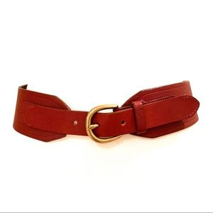 J.CREW NWOT Leather Belt